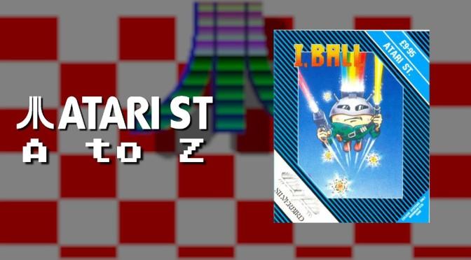 Atari ST A to Z: I, Ball
