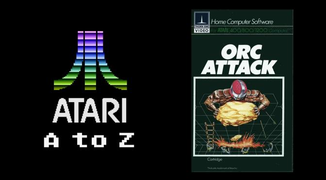 Atari A to Z: Orc Attack