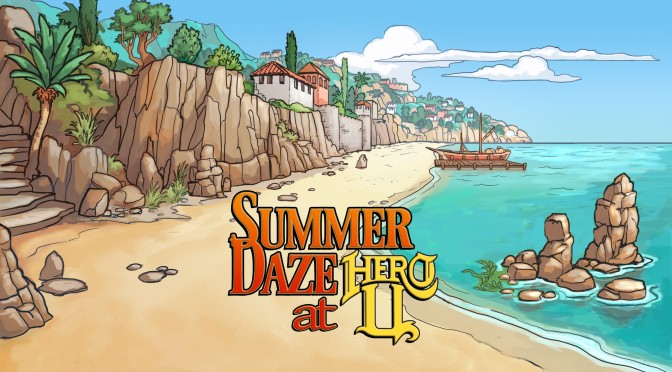 Summer Daze at Hero-U: Corey Cole Talks Kickstarter, Characters as Puzzles and More