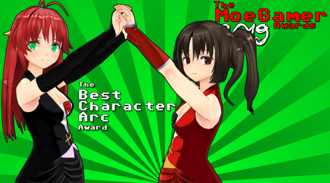 The MoeGamer 2019 Awards: Best Character Arc