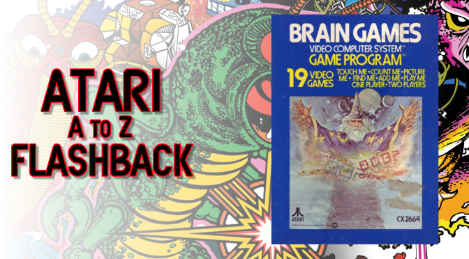 Atari A to Z Flashback: Brain Games