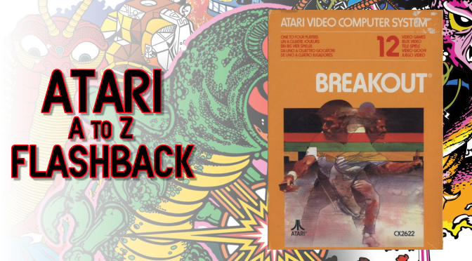 Atari A to Z Flashback: Breakout