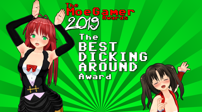 The MoeGamer 2019 Awards: The Best Dicking Around Award