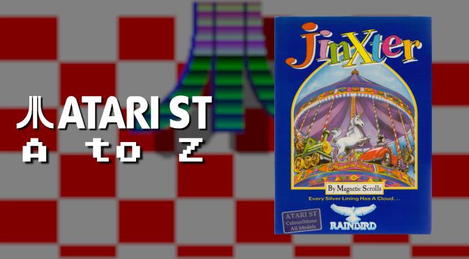 Atari ST A to Z: Jinxter