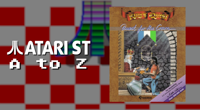 Atari ST A to Z: King's Quest