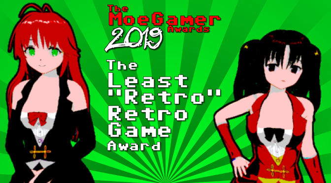 "The MoeGamer 2019 Awards: The Least ""Retro"" Retro Game"