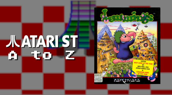 Atari ST A to Z: Lemmings