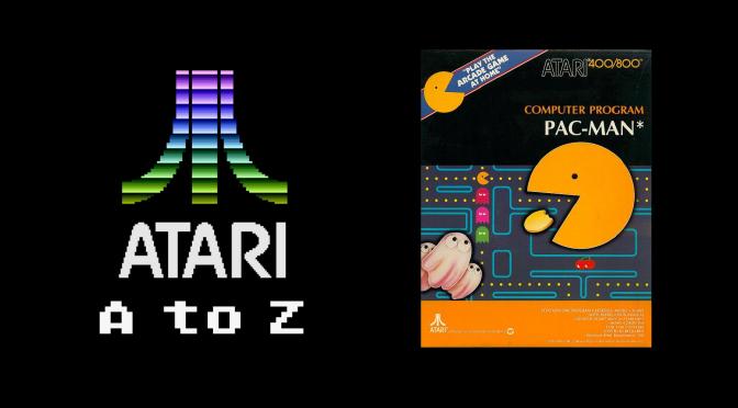 Atari A to Z: Pac-Man