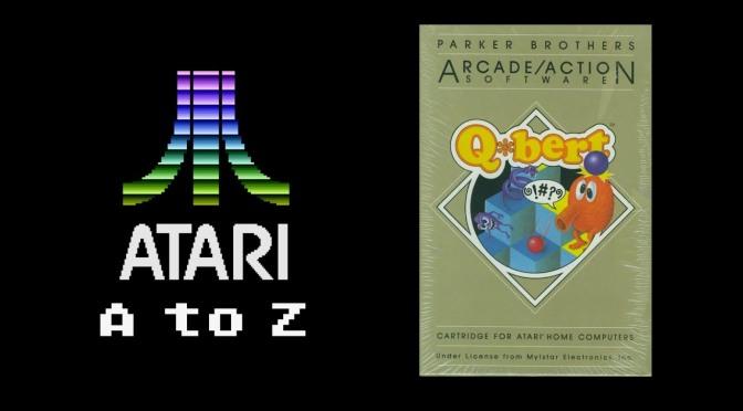 Atari A to Z: Q*Bert