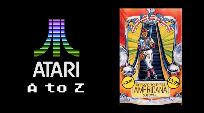 Atari A to Z: Scooter