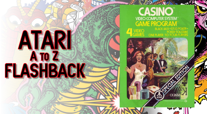 Atari A to Z Flashback: Casino