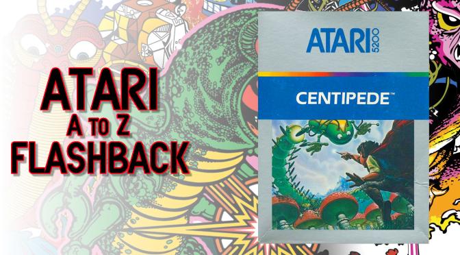Atari A to Z Flashback: Centipede