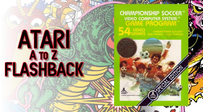 Atari A to Z Flashback: Championship Soccer