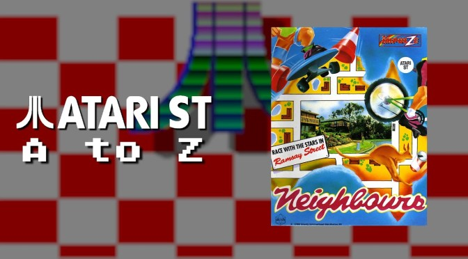 Atari ST A to Z: Neighbours