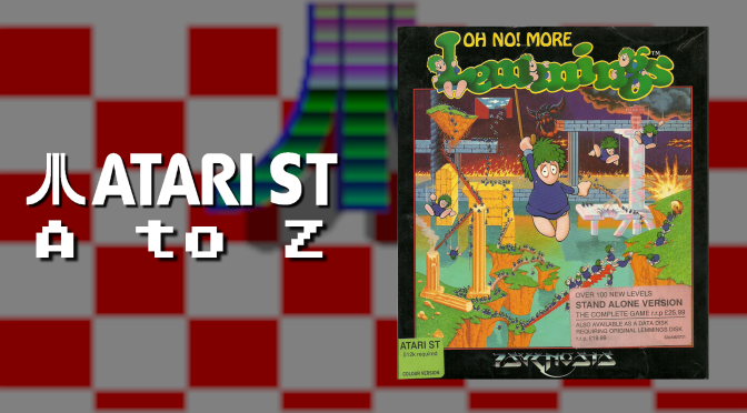Atari ST A to Z: Oh No! More Lemmings