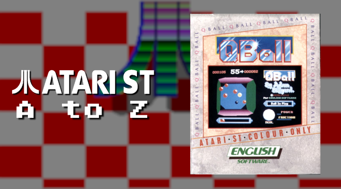 Atari ST A to Z: QBall