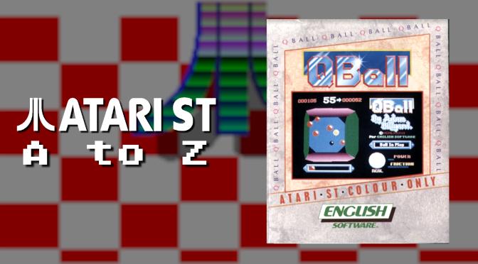 Atari ST A to Z: QBall