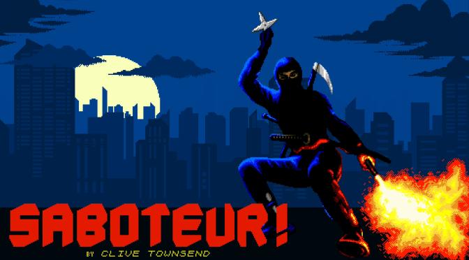 Saboteur!: Full Spectrum Ninja