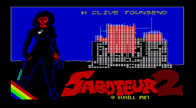 "Saboteur II: Avenging Angel – Dropping the ""J"""