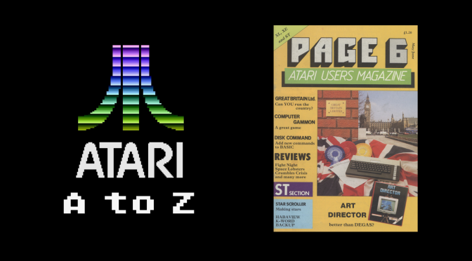 Atari A to Z: Ants in Your Pants