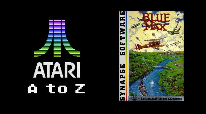 Atari A to Z: Blue Max
