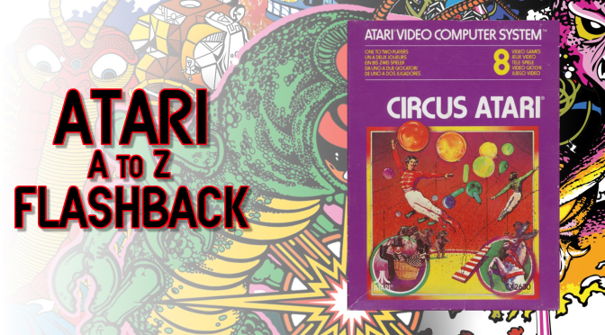 Atari A to Z Flashback: Circus Atari