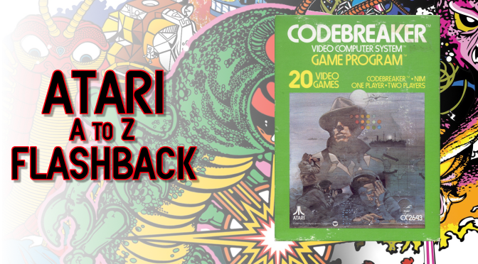 Atari A to Z Flashback: Codebreaker