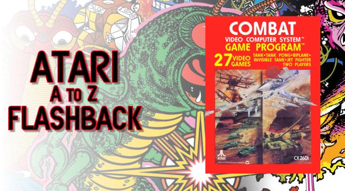 Atari A to Z Flashback: Combat