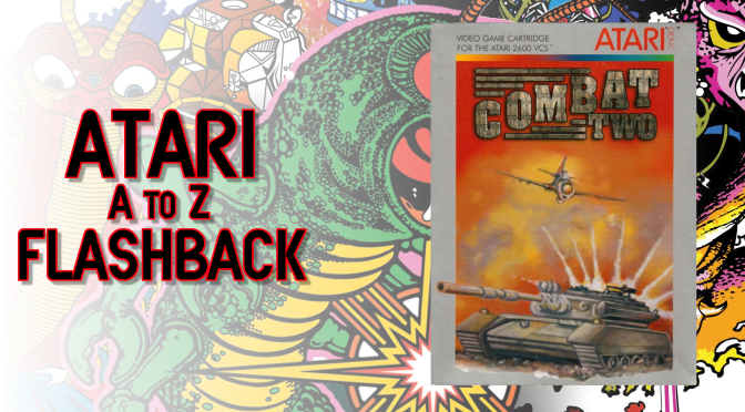 Atari A to Z Flashback: Combat Two