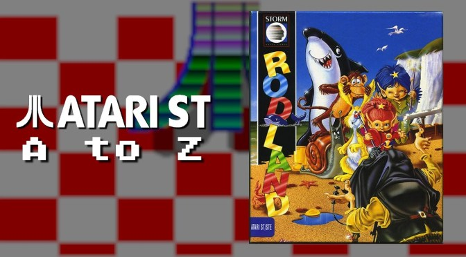 Atari ST A to Z: Rod Land