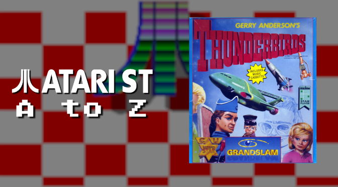 Atari ST A to Z: Thunderbirds