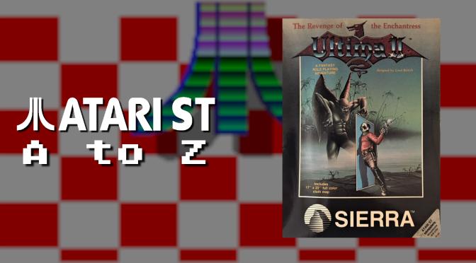 Atari ST A to Z: Ultima 2