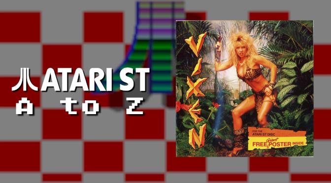 Atari ST A to Z: Vixen