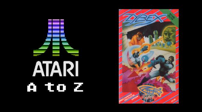 Atari A to Z: Zybex