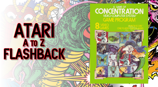 Atari A to Z Flashback: Concentration