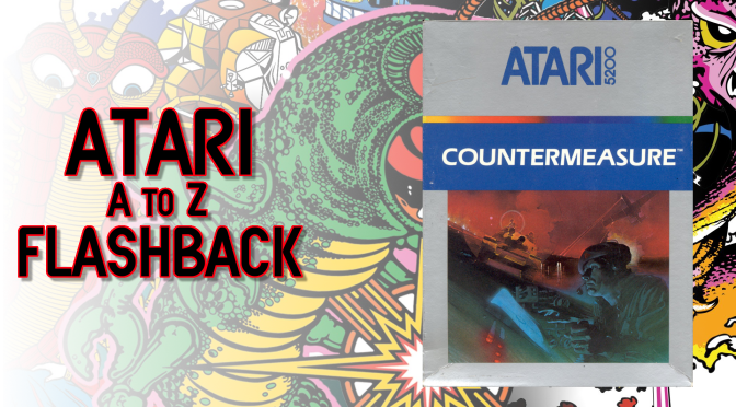 Atari A to Z Flashback: Countermeasure