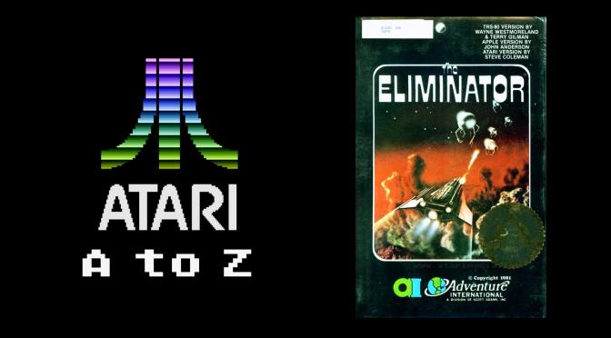 Atari A to Z: The Eliminator