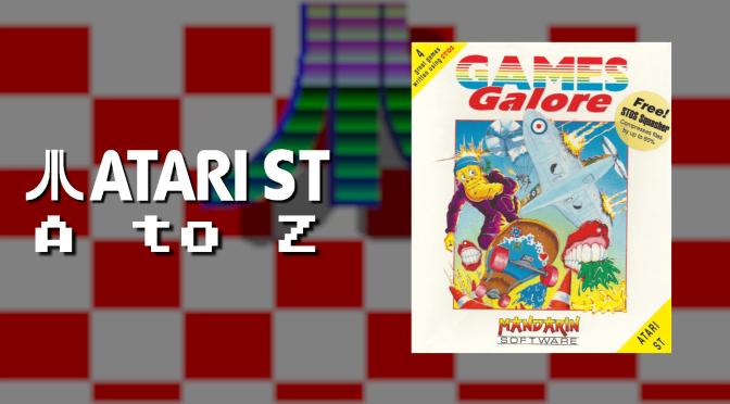 Atari ST A to Z: Yomo