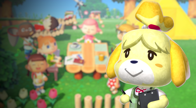 Waifu Wednesday: Isabelle