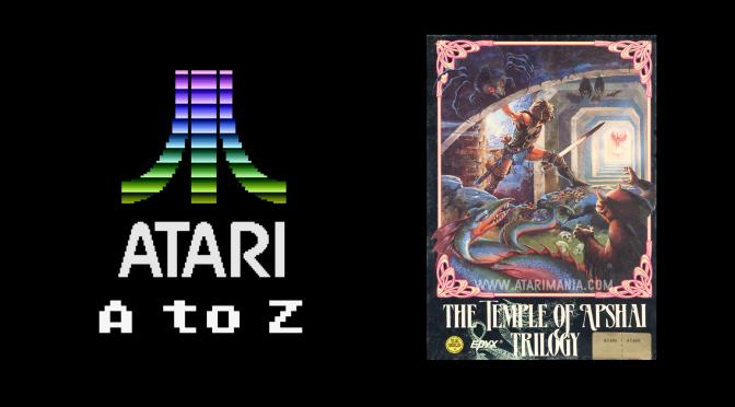 Atari A to Z: Curse of Ra