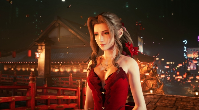 Waifu Wednesday: Aerith Gainsborough