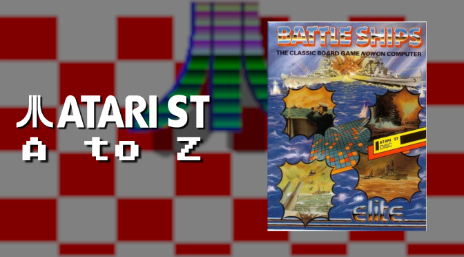 Atari ST A to Z: Battleships