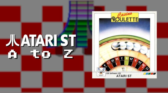 Atari ST A to Z: Casino Roulette