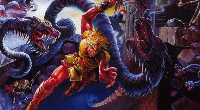 "Super Castlevania IV: Playing A Game ""Right"""