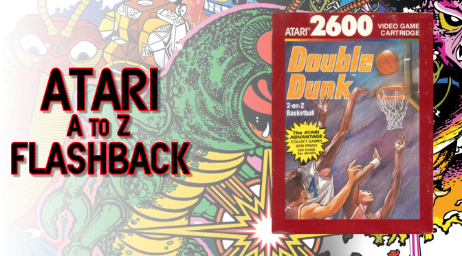 Atari A to Z Flashback: Double Dunk