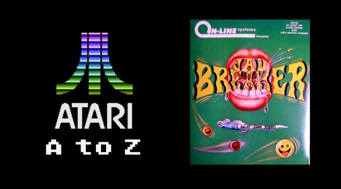 Atari A to Z: Jawbreaker