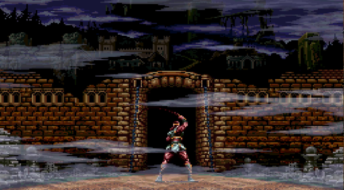 Super Castlevania IV: The Quintessential SNES Game