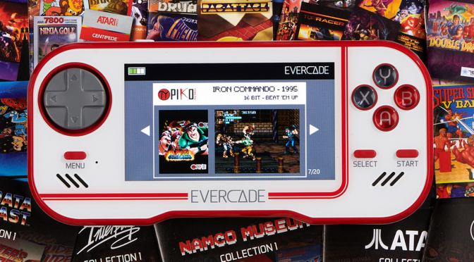 Evercade: The Case for Curated Retro Gaming