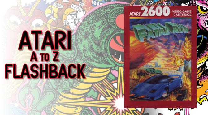 Atari A to Z Flashback: Fatal Run
