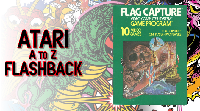 Atari A to Z Flashback: Flag Capture